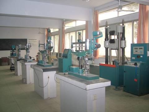 土木工程材料实验室
