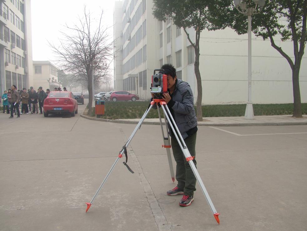 全站仪测量地形图步骤