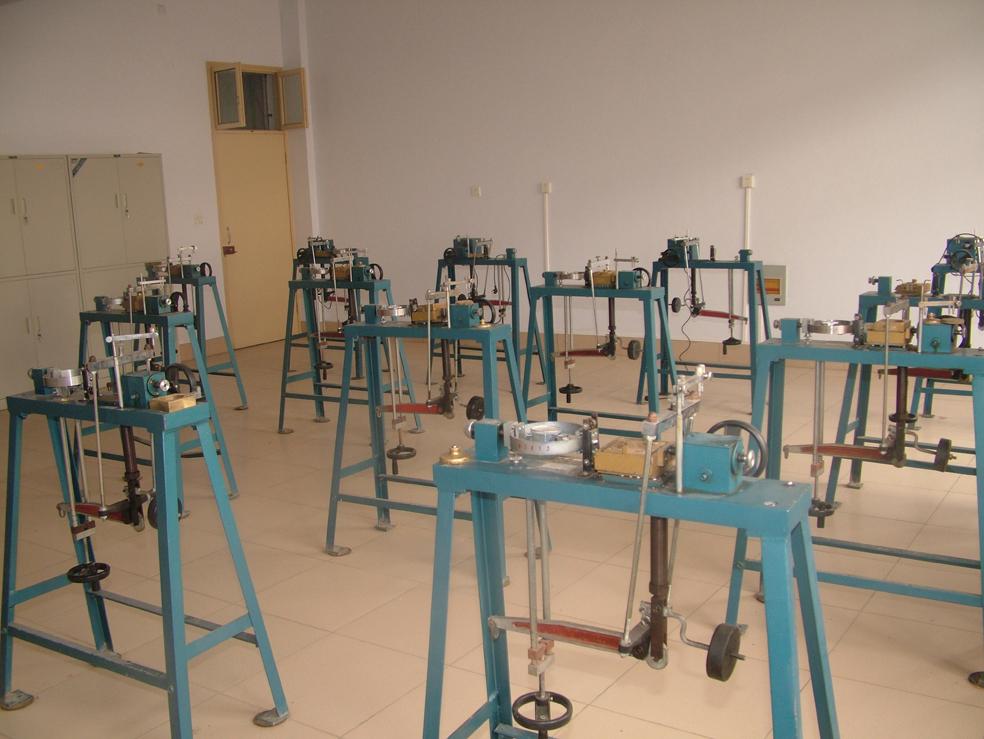 土工实验室-土木工程学院